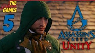 Прохождение Assassin's Creed: Unity (Единство) [HD|PC] - Часть 5 (Последний урок)