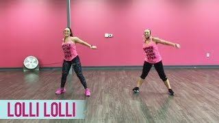 Three 6 Mafia - Lolli Lolli (Pop That Body) | Dance Fitness with Jessica