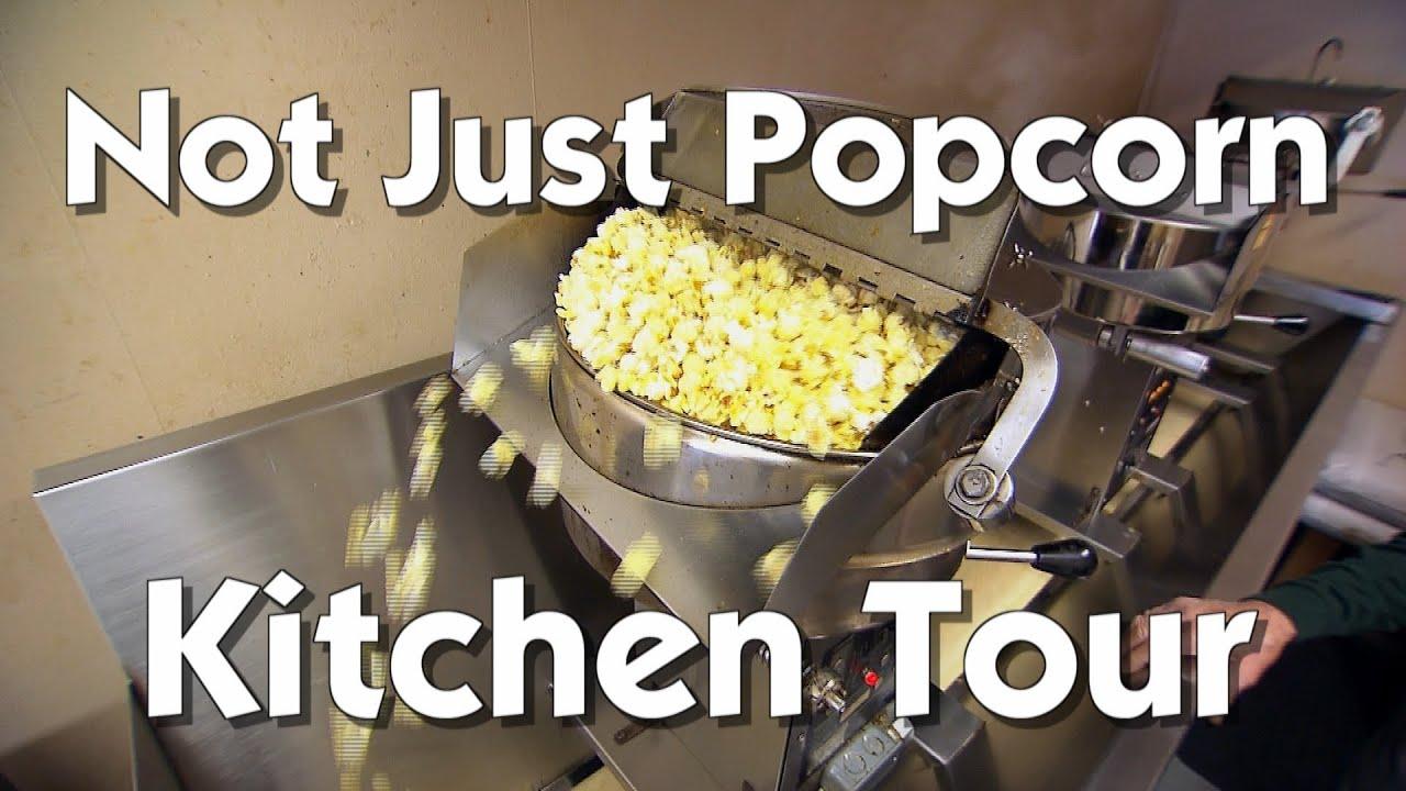 Not Just Kitchen Not Just Popcorn Kitchen Tour Youtube