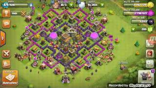 "Clash of Clans in romana ""REVENIM IN FORTA"""