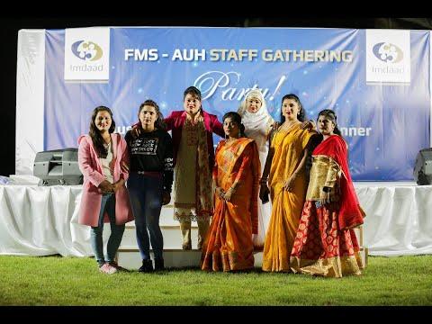 Imdaad's Abu Dhabi FMS Team Party