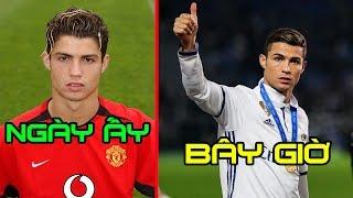 Top 20 tiền đạo hay nhất thế giới ngày xưa và bây giờ. Tiền đạo Ronaldo ngày xưa và bây giờ