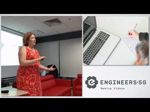 Better Tech Talks - Women Who Code Singapore