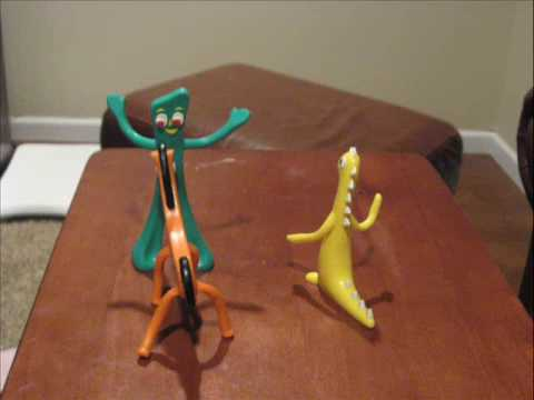 The Adventures of Gumby and Pokey - YouTube