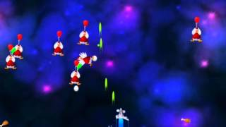 Chicken Invaders 3 Christmas Edition #ep 1