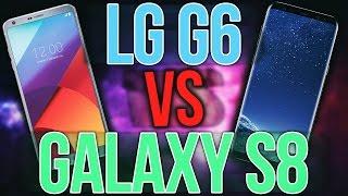 Samsung Galaxy S8 Plus vs LG G6 - Który Lepszy?!