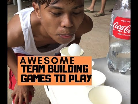 Team Building | Awesome Games To Play