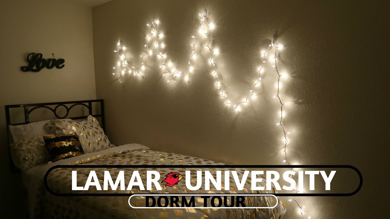 Lamar University Dorm Tour (Girl Edition) Part 81
