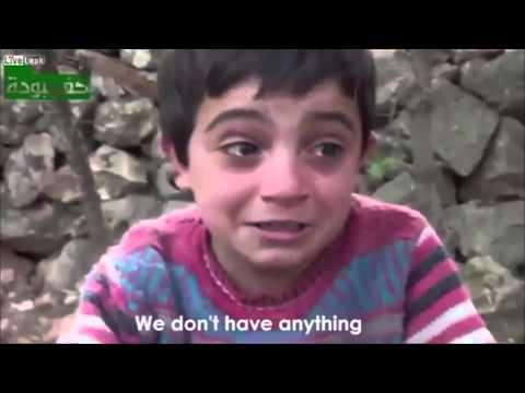 Syrien   Kinder mitten im Krieg (FSK 18+)