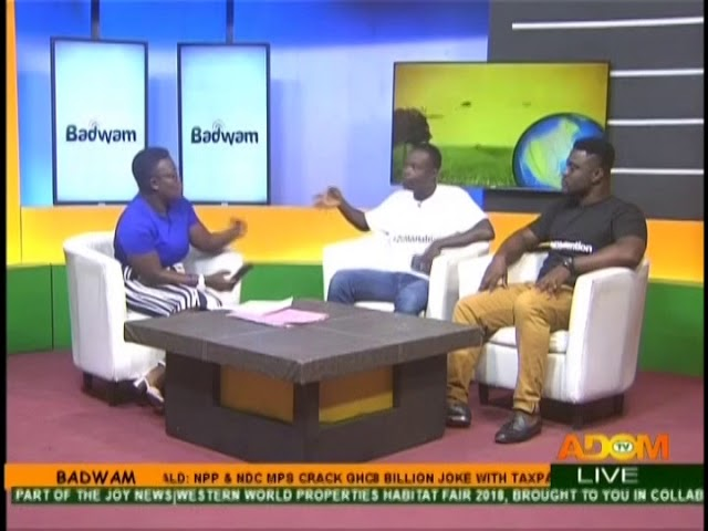 Zumah Africa - Badwam on Adom TV (17-8-18)