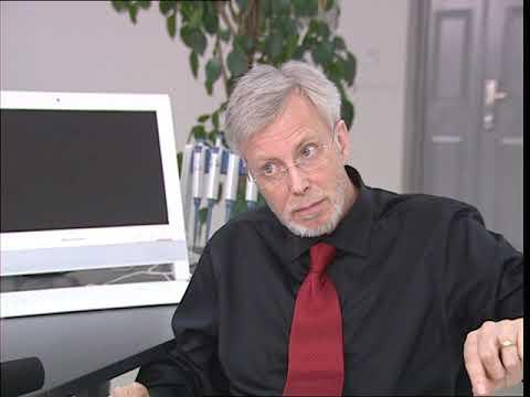 TK1 Prof. Sven Skog TV interview