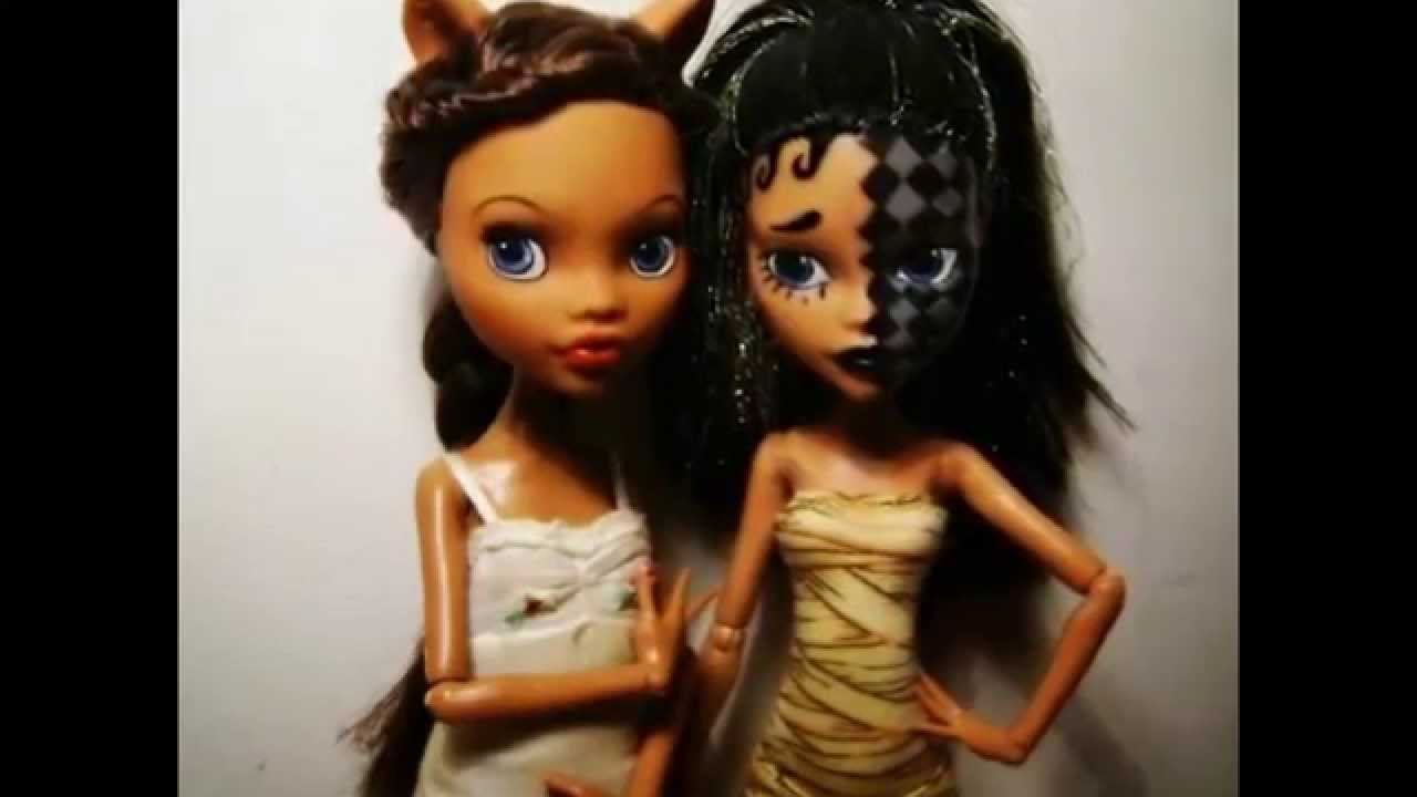 10 мар 2017. Вызов принят сегодня видео о том как сделать парик для куклы монстер хай в стиле ооак марьяна ро. Продолжение этого видео в.