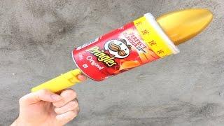 3 Amazing Life Hacks with Pringles
