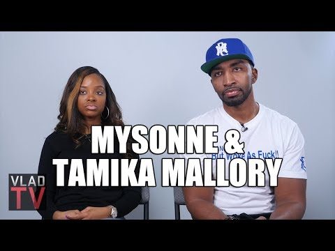 Mysonne & Tamika Mallory on Meek Mill Jail Time: Parole is Set Up for You to Fail Part 3