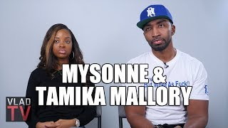 Mysonne & Tamika Mallory on Meek Mill Jail Time: Parole is Set Up for You to Fail (Part 3)