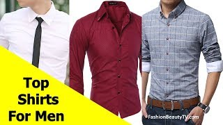 Top 50 best affordable Shirts for men S4