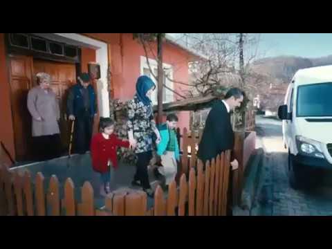 Referandum için hazırlanan AK Parti'nin ilk reklam filmi yayında...