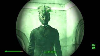 fallout4 エスパー伊藤みたいなやついた  最強の敵