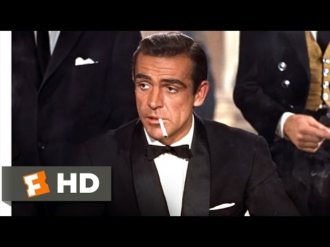 Dr. No (1/8) Movie CLIP - Bond, James Bond (1962) HD