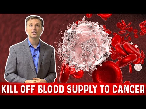 How to Kill Off the Blood Supply to Cancer