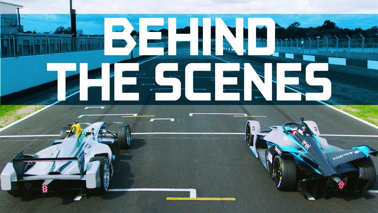 Old Vs New Gen1 Gen2 Formula E Cars Explained