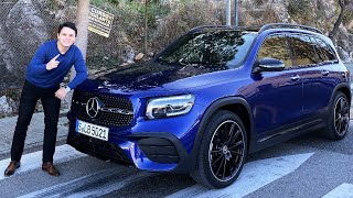 2020 Mercedes GLB AMG - NEW | GLB 220d Drive Review 4MATIC + Sound Exhaust Interior Exterior
