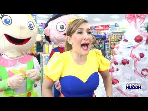 Compras Navideñas en Adosa - El Show de Bely y Beto