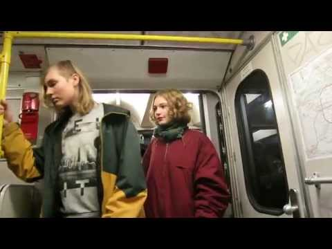 Subway sounds Dresden and Berlin