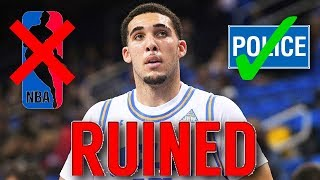 How LiAngelo Ball RUINED HIS LIFE AND CAREER!! LIAngelo Ball ARRESTED and Facing Prison/Jail!!
