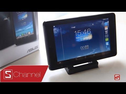 Schannel - Đánh giá Fonepad 7: Máy mượt, âm thanh tốt, nhiều tính năng tiện ích - CellphoneS