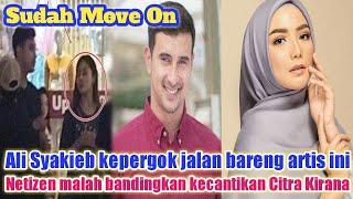 Move on..?Alie Syakieb kepergok jalan bareng artis cantik ini, netter malah bandingan dengan Ciki