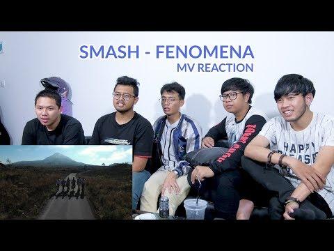 """SIAP MERAJAI CHART MUSIK INDONESIA"" | SMASH - FENOMENA MV REACTION FT MANG ATUY"