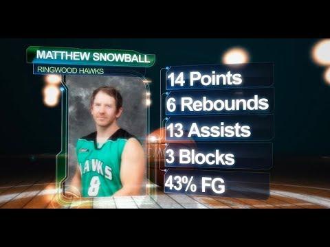 Finals Week 5 - Matthew Snowball Highlights