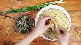 Жюльен в мешочке - Рецепты от Со Вкусом