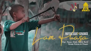 LAM PUASA MIFTAH ARIF FT APACHE13 OFFICIAL VIDEO CLIP
