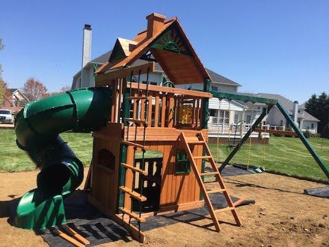 Gorilla Mountaineer Clubhouse Install Pennsylvania New Jersey