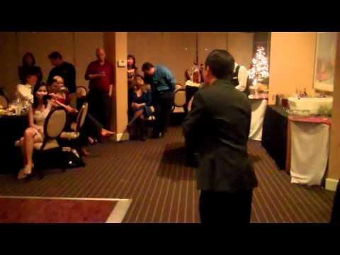 Sheraton Washington North Hotel - Metropolitan Equipment Group Holiday Party - December 3rd 2011