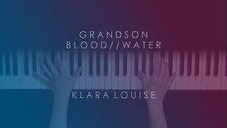 BLOOD // WATER | Grandson Piano Cover