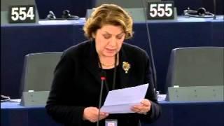 Intervento in aula di Caterina Chinnici sulla detenzione dei richiedenti asilo