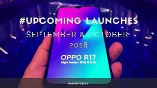 Upcoming Best Smartphone in October 2018