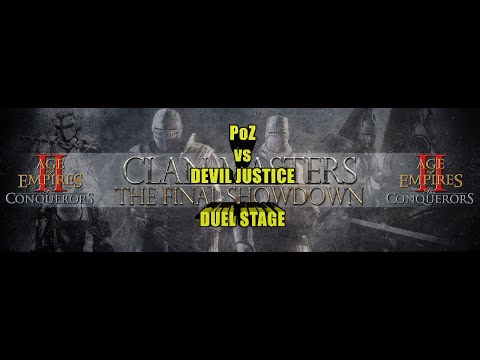 Clan Master Duel Stage, PoZ vs Devil Justice