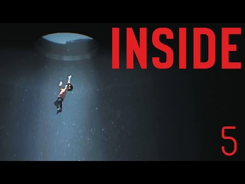 INSIDE #5 - Dragged To The Depths (Gameplay / Walkthrough)