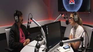 anthony kiedis from red hot chili peppers chats to edith bowman