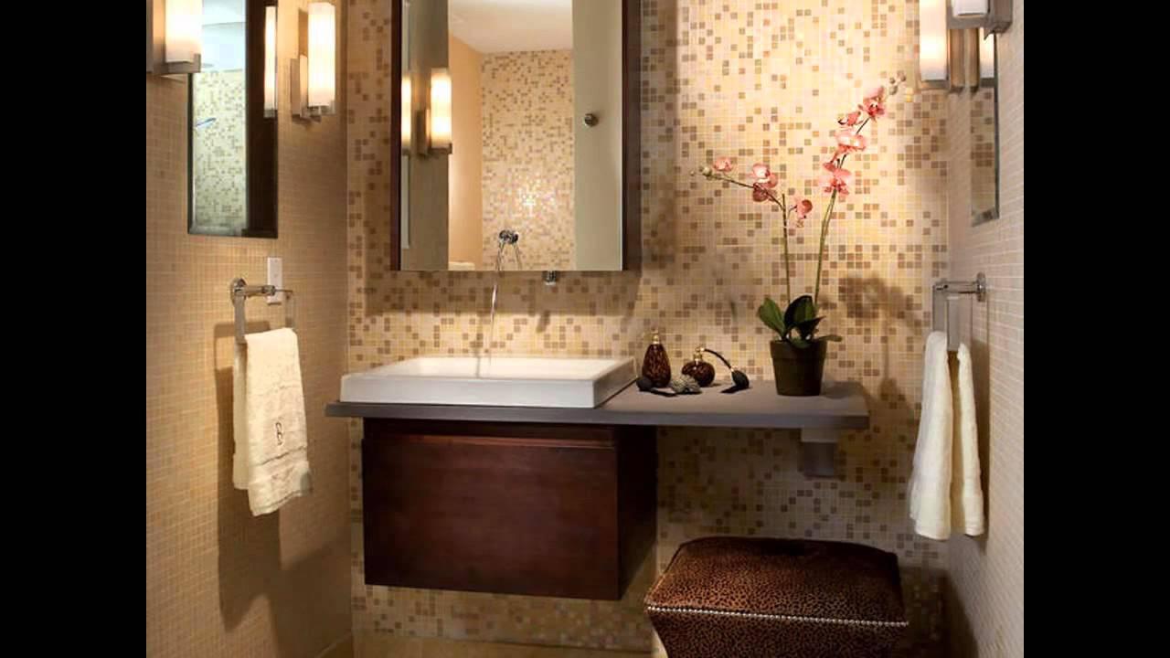 wonderful bathroom design ideas | Wonderful Bathroom decorating ideas small bathrooms - YouTube