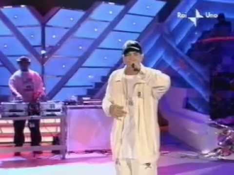 Eminem  Im Back, The Real Slim Shady D12: Purple Hills, Sanremo 2001