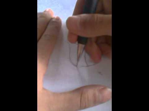 tuto comment dessiner une rose en 5 minutes youtube. Black Bedroom Furniture Sets. Home Design Ideas