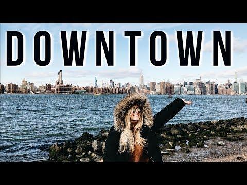 downtown | new york city