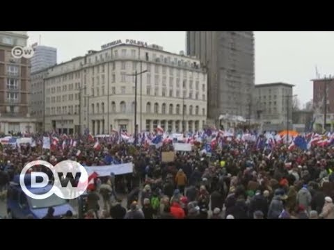 Poland: Attack on freedom of the press | DW English