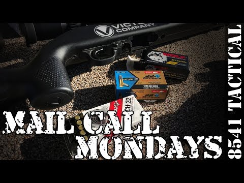 Mail Call Mondays Season 6 #34 - Testing .22LR Ammo, PRS Gear, Dies and Range Etiquette