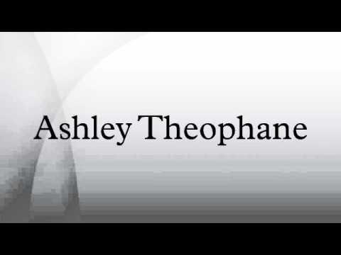 Ashley Theophane